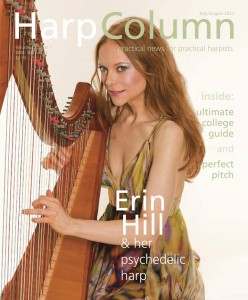 Harp Column cover!