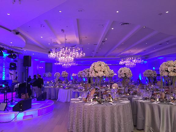 Kroc center wedding