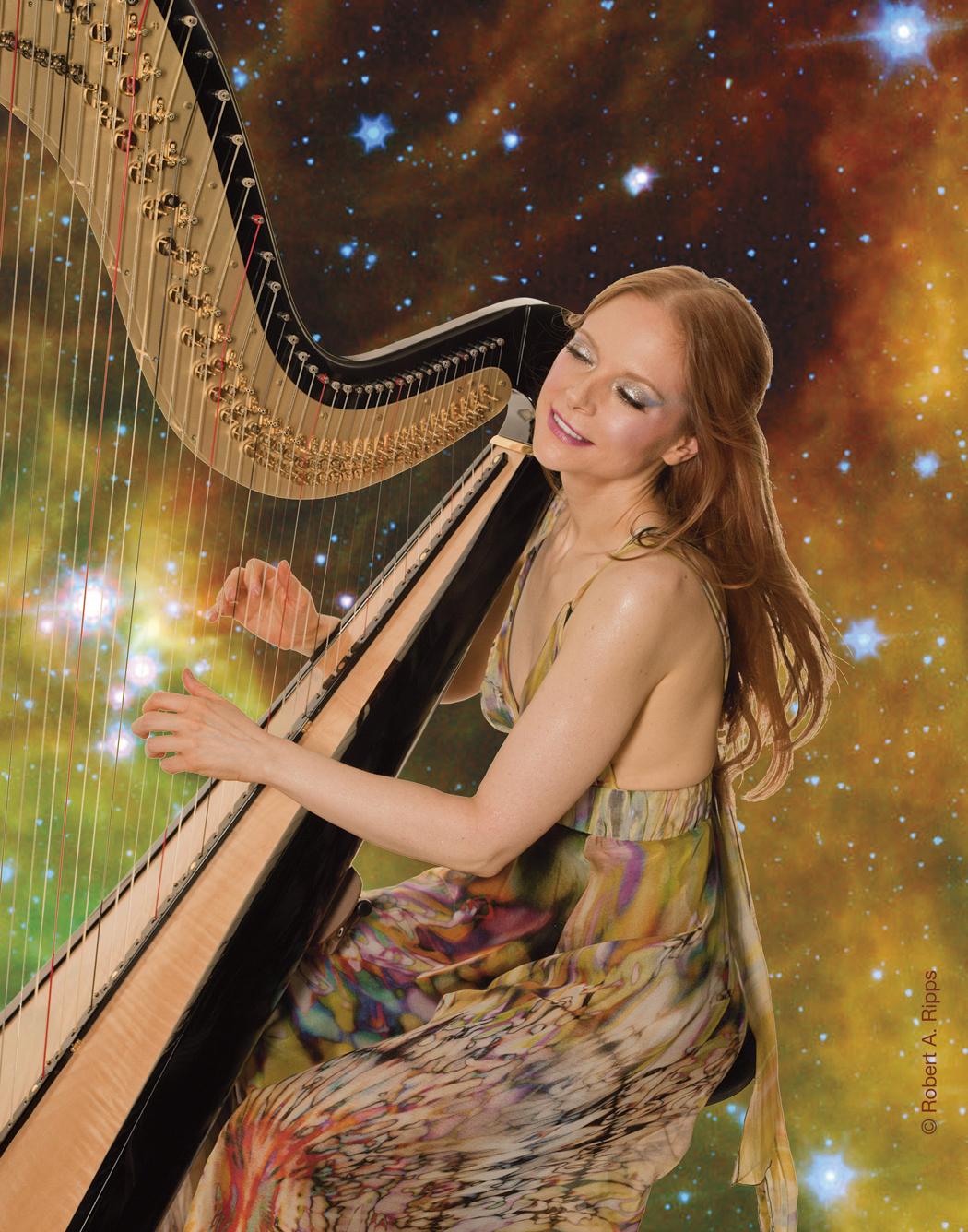 Erin Hill …  Harp in NYC, Louisville & Worldwide | Erin Hill